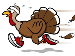 Turkey Trot This Friday!